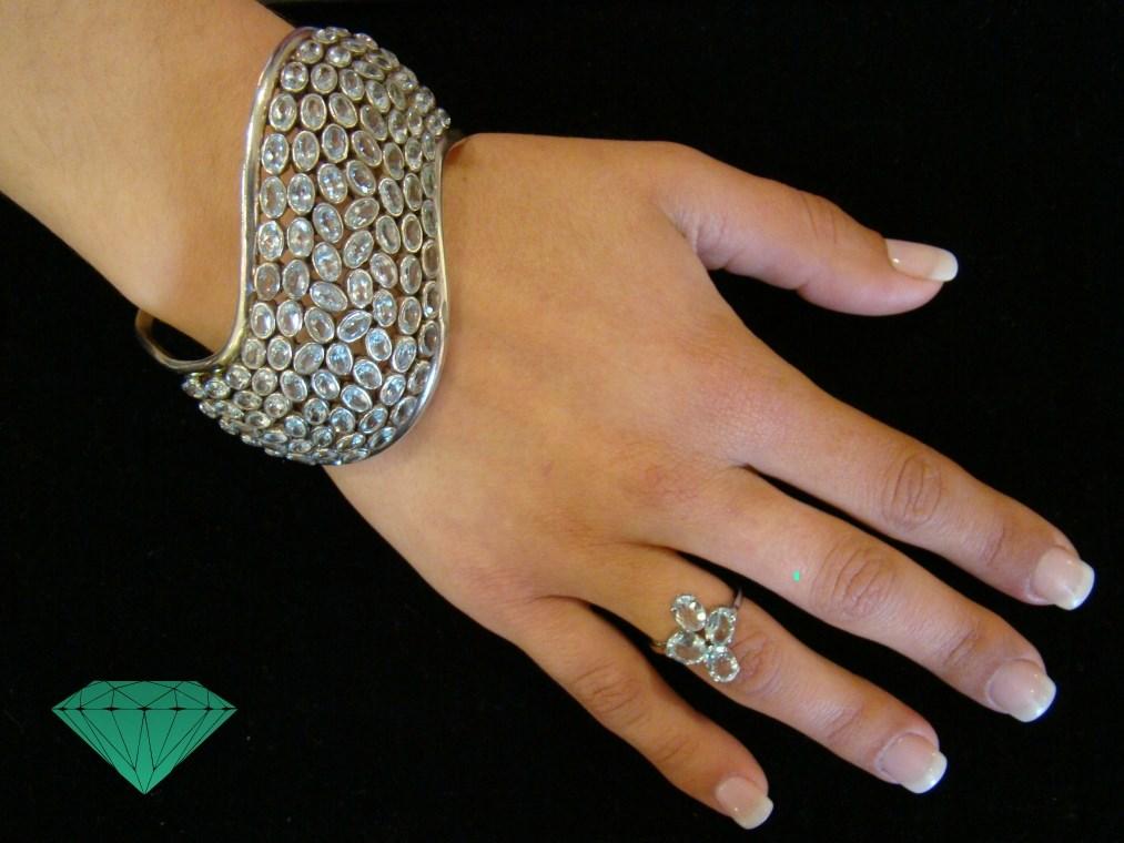 pulseira e anel agua marinha High Quality Unique Handmade Jewellery Opalina Atelier Lagos Algarve Portugal
